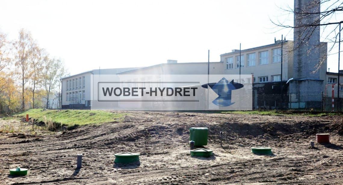 Oczyszczalnie biologiczne ZBB Wobet-Hydret
