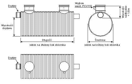 Separatory koalescencyjne BSK i TSK