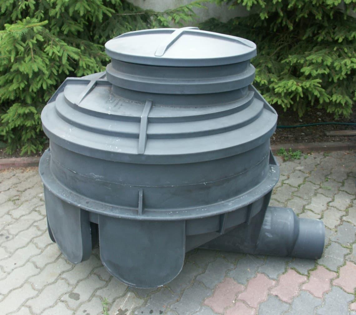 Studzienki kanalizacyjne