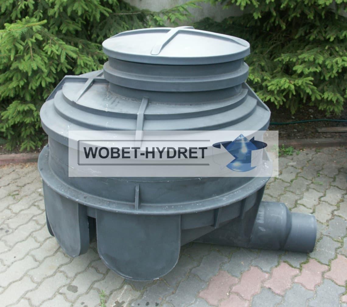 Studzienka kanalizacyjna Wobet-Hydret