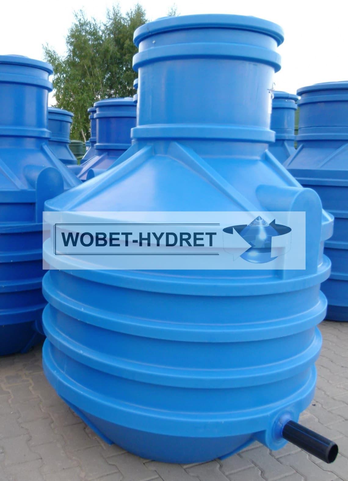 Studnie wodomierzowe Wobet-Hydret