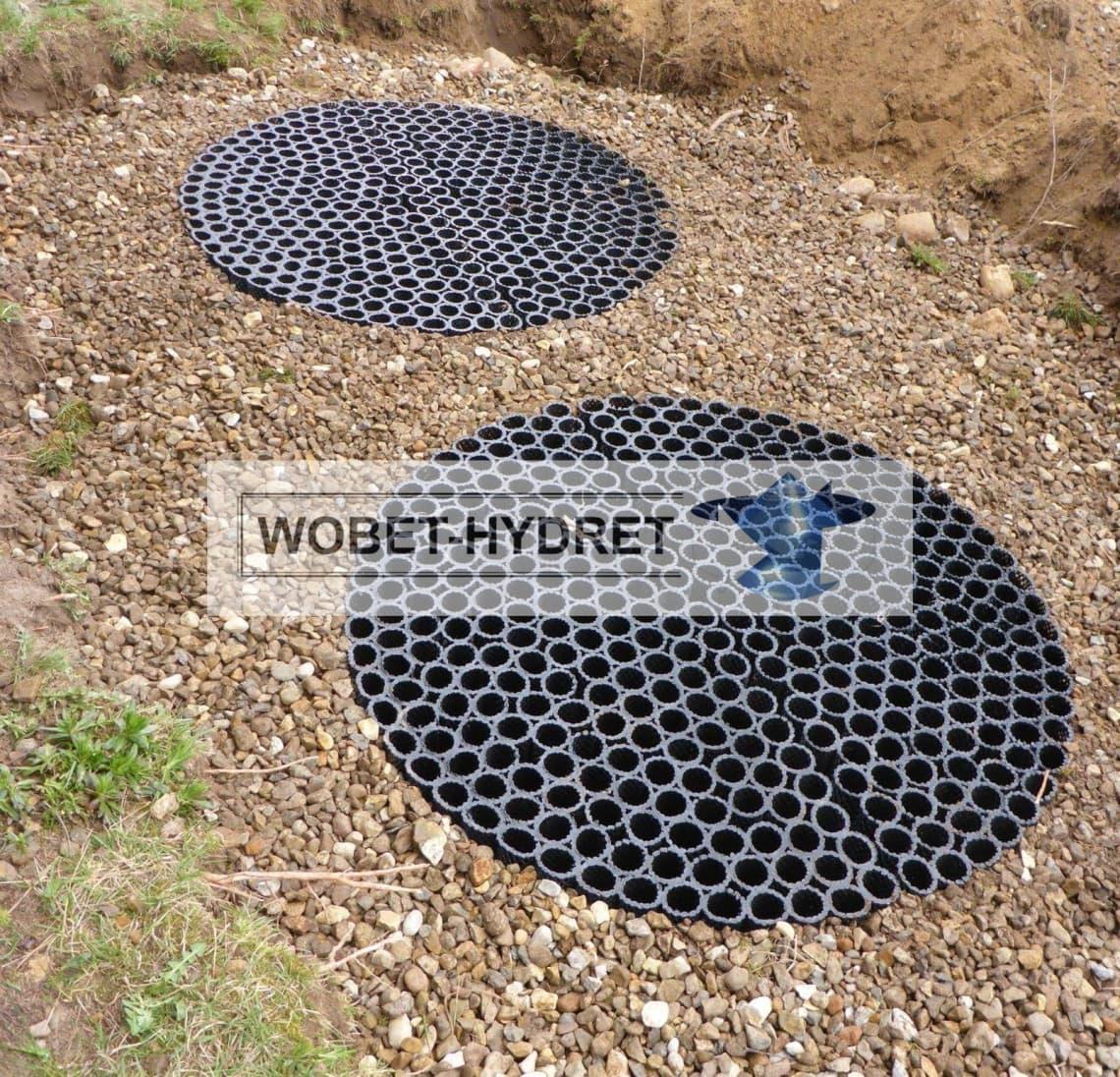 Zbiorniki na wodę deszczową Wobet-Hydret